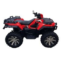 Overfenders Flares Mud Guard Polaris Sportsman 850 SP XP 1000 LE 2017 to 2019