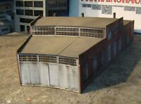 Top HO Scale Trains   Roundhouse Building Review