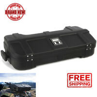 ATV Front Box Compact Cargo Carrier Boxes Ultra-durable Polyethylene Waterproof
