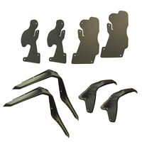 OverFenders Fender Flares Mud Guard Can-Am Renegade 500 800 1000 2007-2019