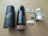 Vandoren M13 Lyre Bb Clarinet Mouthpiece and Optimum Ligature