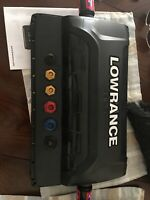 2 -16 inch Brand new Lowrance hds carbon 16 fishfinder ...... used 1 time !!!!