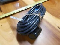 FREE shipping! lower 48 only LOWRANCE HST-WSBL WIDE ANGLE TRANSDUCER