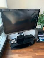 Sony TV with stand for sale $500.00