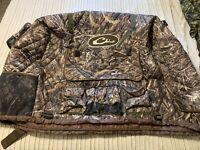 Drake Waterfowl Systems Camo Insulated Dog Kennel Cover Duck Hunting