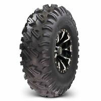 4 GBC Dirt Commander 28x10-12 28x10x12 8 Ply A/T All Terrain ATV UTV Tires