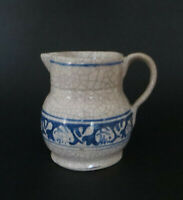 Vintage Dedham Pottery Rabbit Pattern Small Creamer