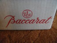 Baccarat Massena Champagne Flutes ~ Boxed Set of 6 ~ Perfect
