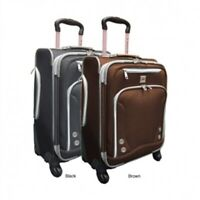 American Airlines 21-inch Luggage Spinner Upright Carry-on 360-Degree Spin Wheel