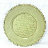 Vietri Italy NEW Charger Platter Service Plate Bellezza Celadon Collectible