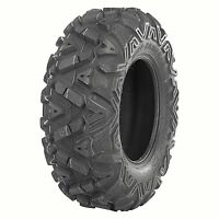 One new 27x9-12 GBC Dirt Tamer A/T 6 Ply ATV Tires 27 9 12