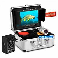 Eyoyo Underwater Fishing Camera, Ice Fishing Camera Portable Video Fish Finder,