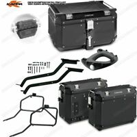 Set Frames Bauletto KVE58B & Suitcases KVE37B BMW F 700 GS (13  16)
