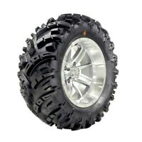 2 GBC Spartacus 25x8R12 8 Ply A/T All Terrain ATV UTV Tires