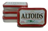 ALTOIDS curiously strong mint Peppermint 4 pack