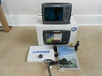 Lowrance HDS 7 Gen 2 Non Touch Fishfinder/GPS--FREE SHIPPING!