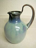 Superb BILL CAMPBELL Handcrafted Studio Pottery Loop Handle 8