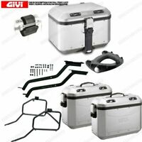 Set GIVI Top Case DLM46A And Cases DLM36A BMW S 1000 XR (15  16)