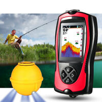 Wireless Sonar Fishfinder Kit 45M Depth Outdoor Smart Fish Finder US/EU Plug