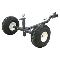 Tow Tuff TMD-800ATV ATV 4 Wheeler Weight Distributing Adjustable Trailer Dolly