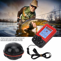 Wireless Intelligent Sonar Sensor Fishfinder Backlight Fishing Tool Fish Finder