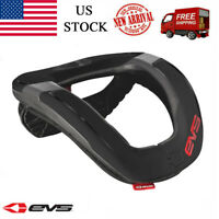 EVS RC4 R4 Youth Race Collar Neck Brace Protector Black ATV BMX MX UTV Offroad