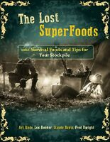 The Lost Super Foods $37.00