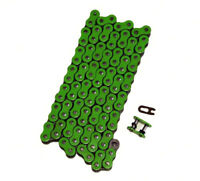 Green 520x120 O-Ring Drive Chain ATV Motorcycle MX 520 Pitch 120 Links