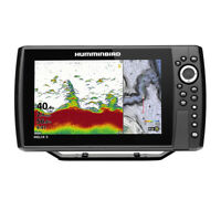 Humminbird HELIX 9 CHIRP Fishfinder/GPS Combo G3N w/Transom Mount Transducer