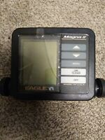 EAGLE Magna 2 Fish Depth Finder-Carry Case/Paperwork