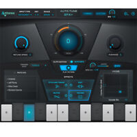 Antares Auto Tune EFX pitch correct harmony software download $199.00