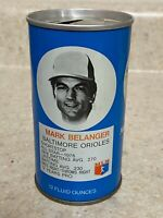 1977 Royal Crown Cola RC Can Mark Belanger Baltimore Orioles