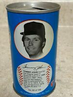 1978 Royal Crown Cola RC Can Tommy John Los Angeles Dodgers
