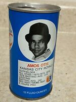 1977 Royal Crown Cola RC Can Amos Otis Kansas City Royals