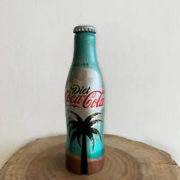 LIMITED EDITION RARE Diet Coca Cola Aluminum Bottle New Sealed UnOpened: Palm