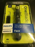 Philips Norelco OneBlade Men#x27;s Electric Shaver Razor Face Trimmer QP2520 #1837 $27.98