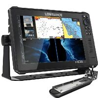 Lowrance HDS12 Live Multi Function Display w Active Imaging Sonar 000 14428 001