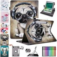 Fr 8 10.1quot; Asus ZenPad 3S Z8 MeMO Pad 10 360° Universal Leather Stand Case Cover $9.11