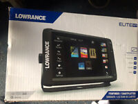 Lowrance Elite 12 Ti With TotalScan Transom Mount Transducer 000 13718 001