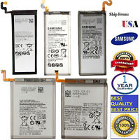 OEM Samsung Battery Replacement Li ion For Galaxy Note 1 2 3 4 5 7 8 9 10 Plus $10.99