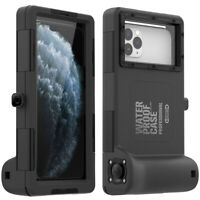 Waterproof Diving Case 49ft Underwater Camera Cover For iPhone Samsung Universal $36.26