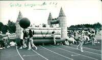 1989 HARMONY NOT ONLY AIR CUSHION AND MICHAEL PETER Vintage photograph 4041383 $37.90