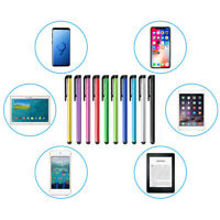 10x Capacitive Touch Screen Stylus Pen Pencils For iPad Air Mini iPhone Samsung $3.43