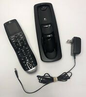 Logitech Harmony One Universal Remote Control with Charging Station Base $39.97