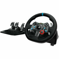 Logitech Driving Force G29 Gaming Racing Wheel With Pedals 941 000110 $109.99