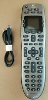 Logitech Harmony 650 Advanced Universal Remote Controller with USB Cable $25.25