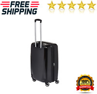 Samsonite Winfield 3 DLX Hardside Expandable Luggage with Spinners Black 20 quot;