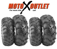 Honda Atv Rincon 680 Tires ITP Mudlite set of 4 Mud Lite Front and Rear 25