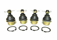 Set of Ball Joints for Suzuki ATV, fits 2005-2007 King Quad 700 4x4