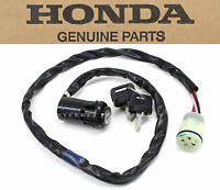 New Genuine Honda Ignition Key Switch 00-07 TRX350 TRX400 Rancher Fourtrax #S59